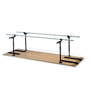 Parallel Bars & Stairs