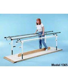 Crank Height Platform Bars, 10'