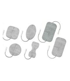 """Pal Platinum Electrodes- 2"""" x 3.5"""" Rectangle (40/cs)"""