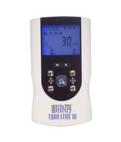 InTENSity Twin Stim III - Digital TENS and NMES Unit