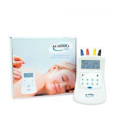 Stimulateur numérique pour acupuncture AS Super 4