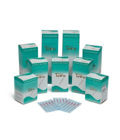 TeWa Coated Acupuncture Needles
