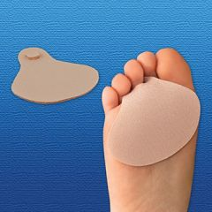 Silipos® ball of foot gel cushion- 2/pkg