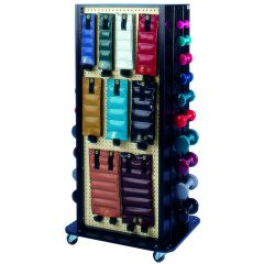 Multi-Purpose Weight & Storage Rack