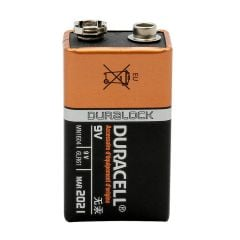 9 Volt Battery - Case of 12 - Duracell Procell