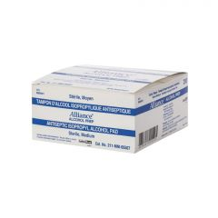 Alcohol Wipes, 200/box