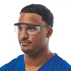 Anti Fog Safety Glasses with Protective Side Shield