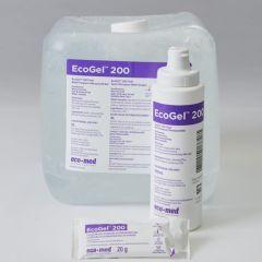 EcoGel 200 Ultrasound Gel - Clear