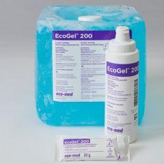 EcoGel 200 Ultrasound Gel - Blue