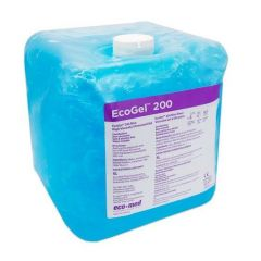 EcoGel 200 Ultrasound Gel - Blue