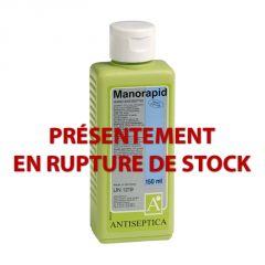 Manorapid Hand Desinfectant- 120 ml