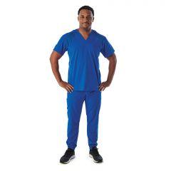 Men's Scrubs, Royal Blue