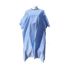 Patient Gowns, 6 pk