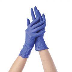 Powder-free nitrile gloves (250/box)