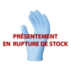 Nitrile Exam Gloves - Latex & Powder-free (100/box)