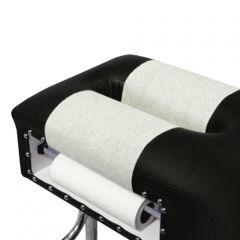 "CREPE Headrest paper 8.5"" X 125' (25 ROLLS)"