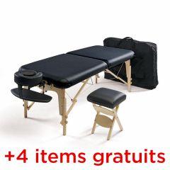 Ensemble table de massage portable Sukha
