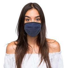 (Out of Stock) Reusable Multi Layered Cloth Face Masks, 5/pack