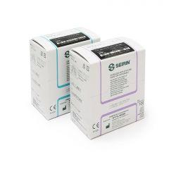 Seirin Acupuncture Laser Needles (L-Type) 0.30mm x 60mm