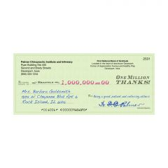 Thanks a Million Checks/Envelopes