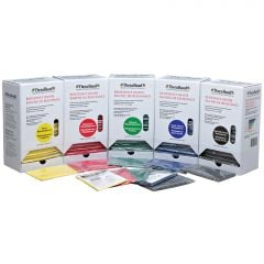 TheraBand Resistance Band Dispenser Packs