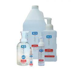 X3 Clean Hand Sanitizer