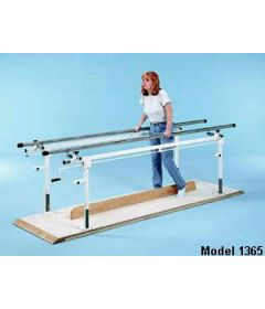 Crank Height Platform Bars, 10'