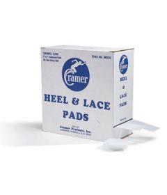 Cramer Heel & Lace Pads (2000/box)
