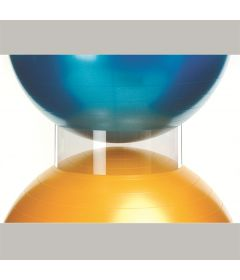 3 Ball Stacker PLASTIC RINGS