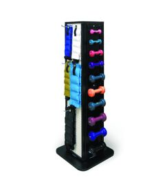 Rotating Weight Rack