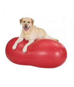 """Ballon Peanut de FitPAWS™, 50cm (19.5""""H, 36.25""""L), Rouge"""