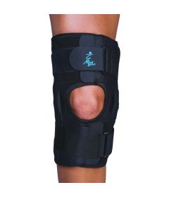 MedSpec Gripper Hinged Knee Brace (Neoprene)