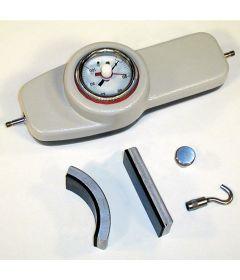 Baseline Hydraulic Push-Pull Dynamometer, 500 lbs Dial