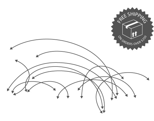We ship anywhere across Canada